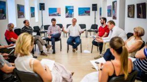 IDŐPONTVÁLTOZÁS: 2018. december 11-i workshop: Válás elválás nélkül