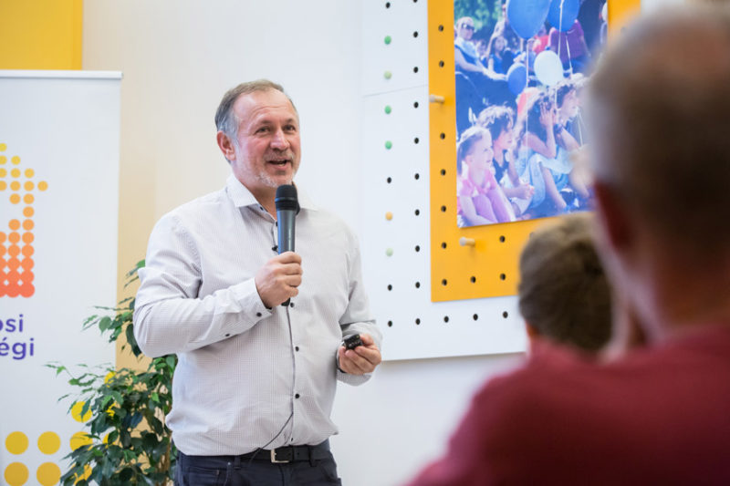 2019. őszi Apa Akadémia előadások