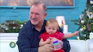 Léder család a Család-barát műsorában, 2019 karácsonya